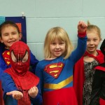 1stGrade Superheros