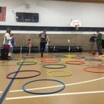 HS Jump through hoops