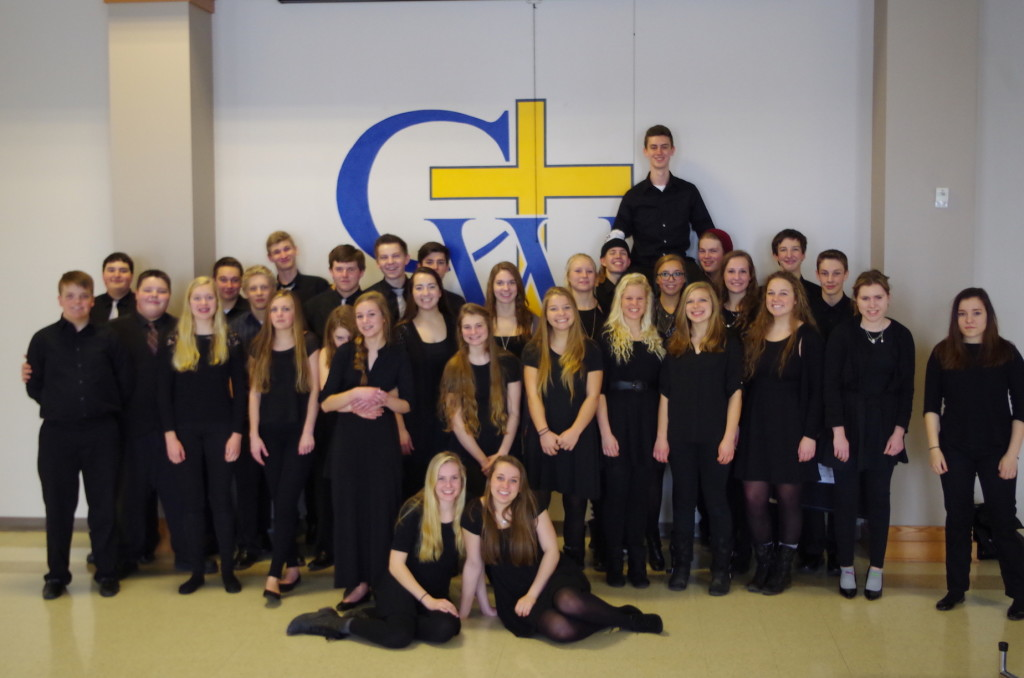 Performance at Central Wisconsin Christian in Waupun, WI.