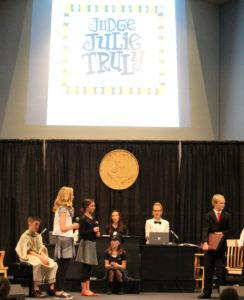 Judge Julie Truly