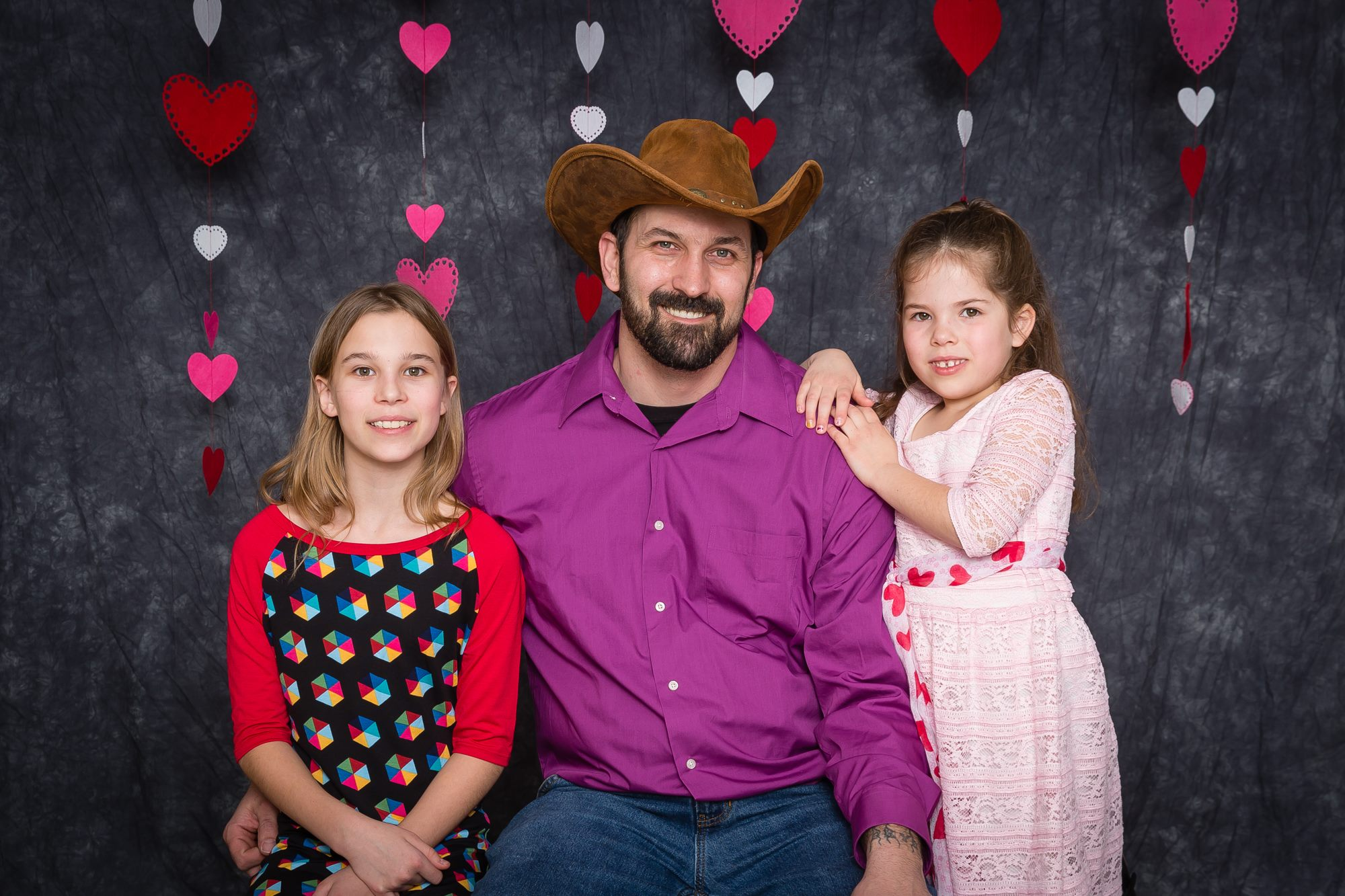 great time at the daddy  daughter dance