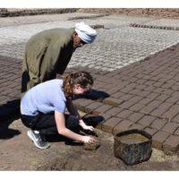Israel Brick Laying