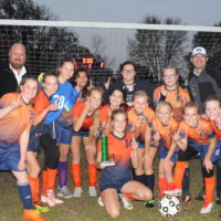 Girls MS Soccer