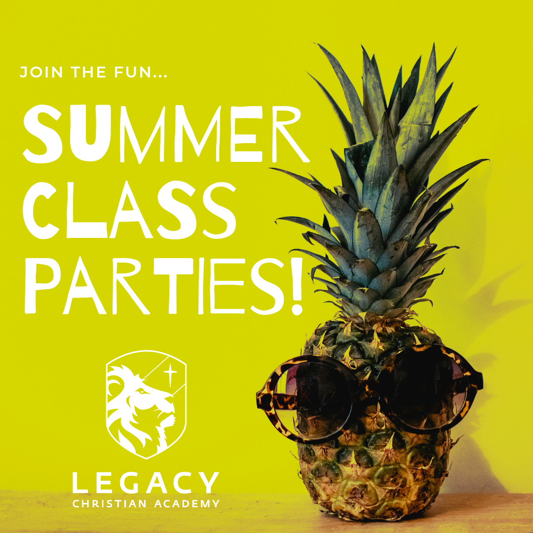 Summer Class Parties Promo Image
