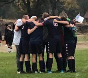 Athletics Boys Soccer Prayer