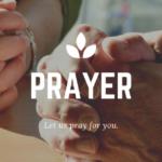 Prayer Story Header Image
