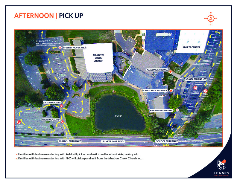 Pickup Map